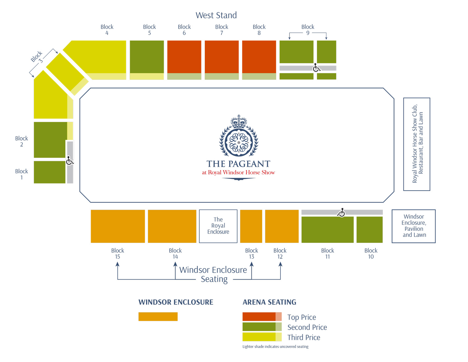 RWHS Seating Plan